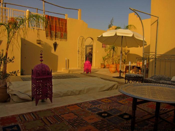 Morocco Riads